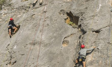 Rock Climbing: The All-In-One Workout