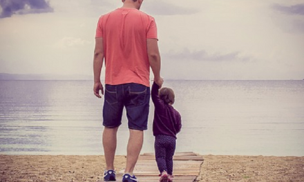 3 Ways to Be Kinder to Your Father's Heart This Father's Day
